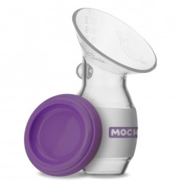Mochi Silicone Breast Pump with lid